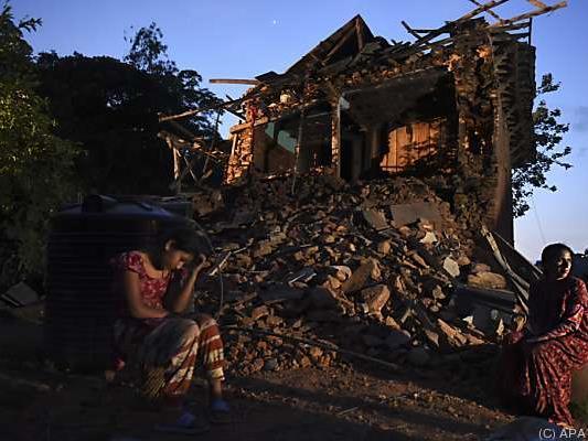 Erdbeben in Nepal kostete 9.000 Menschen das Leben