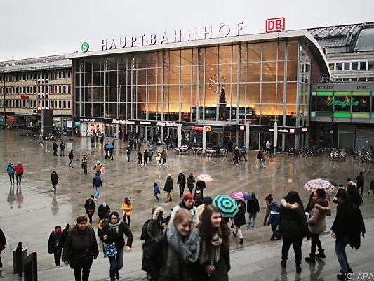 Die Vorfälle geschahen in der Silvesternacht am Hauptbahnhof Köln