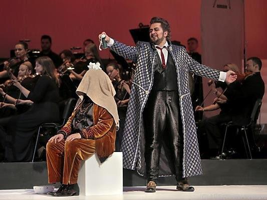 """Il barbiere di Siviglia"" kam beim Publikum gut an"