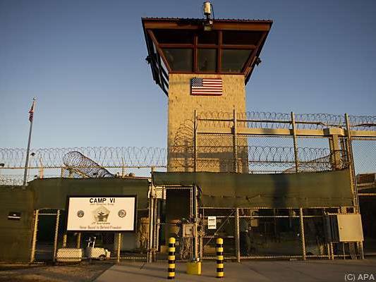 Zwei Häftlinge aus dem Lager Guantanamo kommen nach Ghana