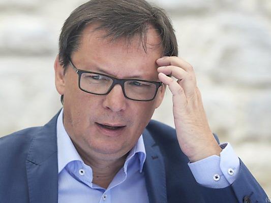 Burgenlands Soziallandesrat Norbert Darabos