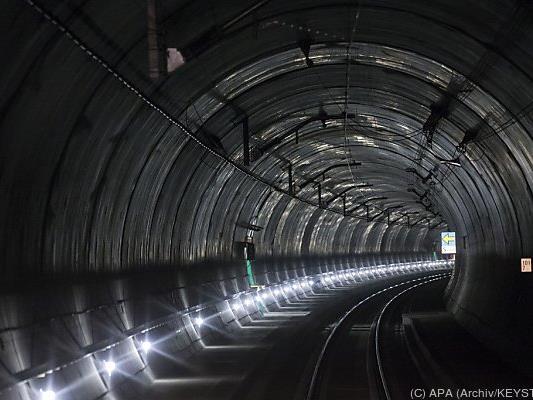 Gotthard-Basistunnel soll am 1. Juni eröffnet werden