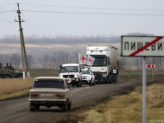 Ukraine zählte 28 Verletzungen der Waffenruhe