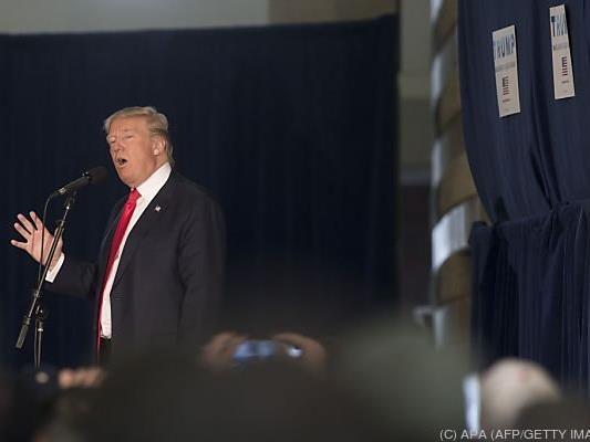 Weitere maßlose Übertreibung von Trump