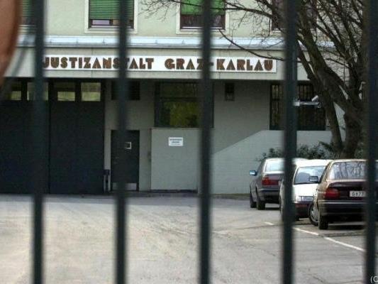 Offenbar Protest gegen angebliche Missstände im Strafvollzug