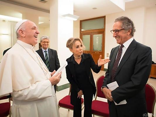 40 Fragen an Papst Franziskus