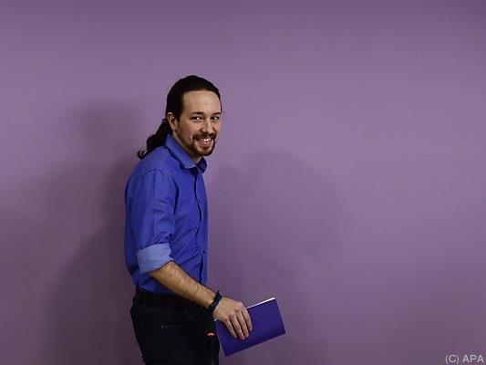 Podemos-Chef Iglesias geht auf Sozialisten zu