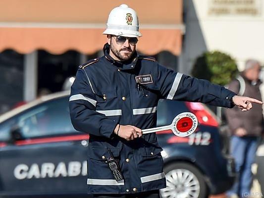 Verkehrskontrolle in Mailand: Empfindliche Geldstrafen drohen