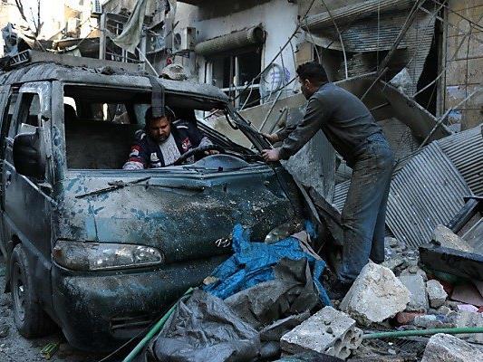 Das Morden und das Chaos in Syrien gehen weiter