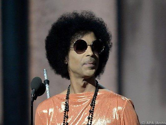 Prince spielt nur in seiner Heimat