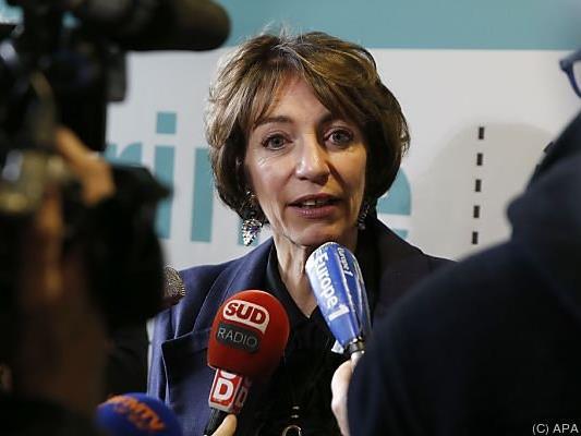 Gesundheitsministerin Touraine hält an Tests fest