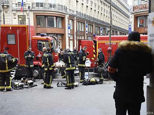 Rund 60 Feuerwehrleute waren im Einsatz