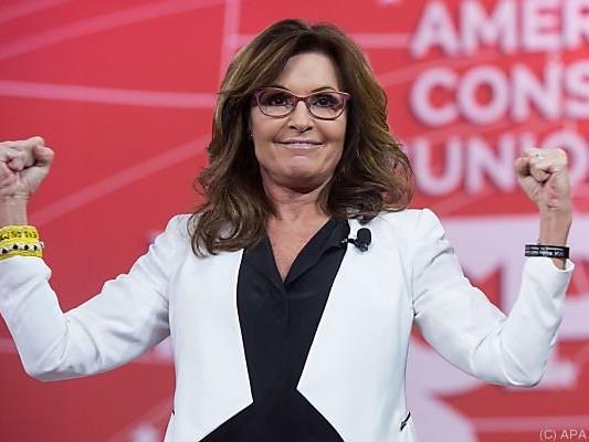 Sarah Palin hat Ärger in der Familie