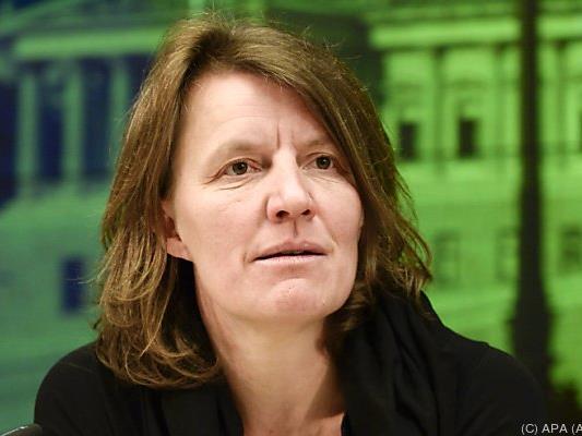 Verfassungssprecherin Daniela Musiol verlässt den Nationalrat