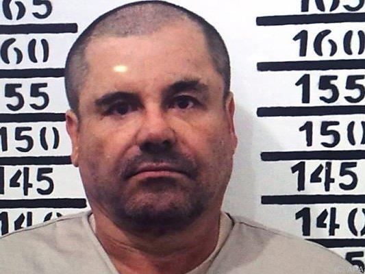 El Chapo war vor zwei Wochen wieder gefasst worden