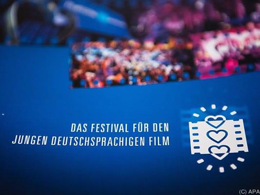 Logo des Filmfestivals Max Ophüls Preis