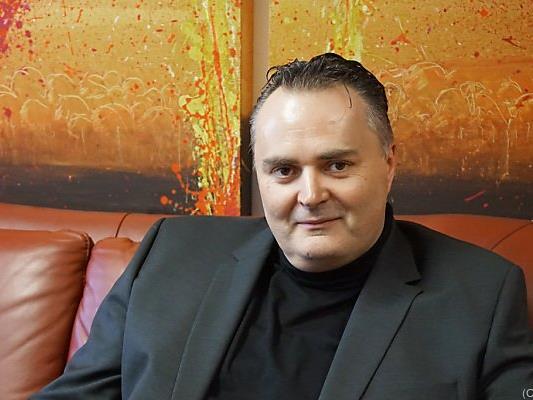 Neo-Minister Hans Peter Doskozil