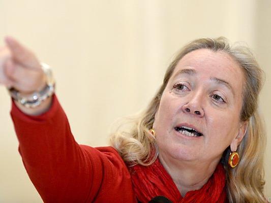 Belvedere-Chefin Agnes Husslein