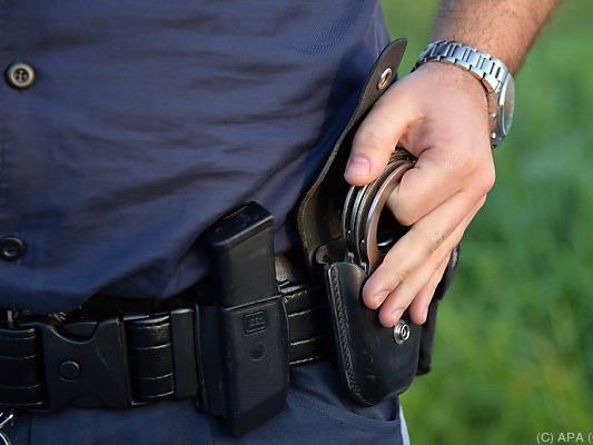 Eine 32-jährige Frau wurde festgenommen