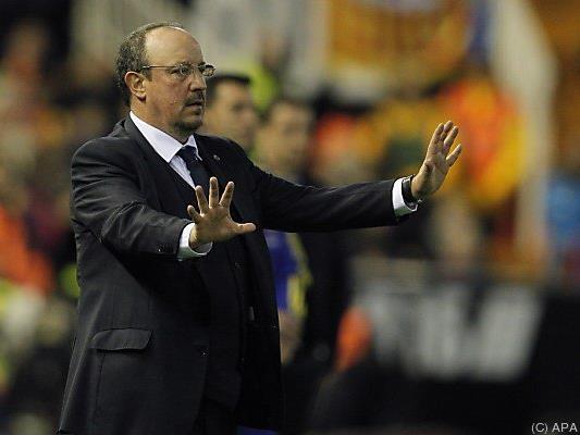 Benitez beteiligt sich nicht an Spekulationen über seine Zukunft