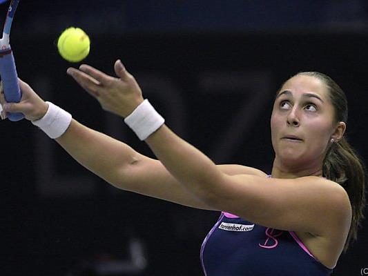 Tamira Paszek mit sehr gutem Start in die Saison 2016