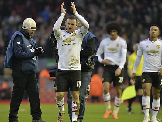 Wayne Rooney erzielte den Goldtreffer