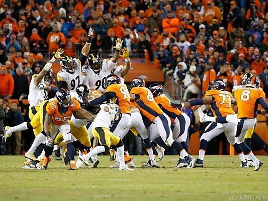 Kicker Brandon McManus holte 15 Punkte für die Broncos