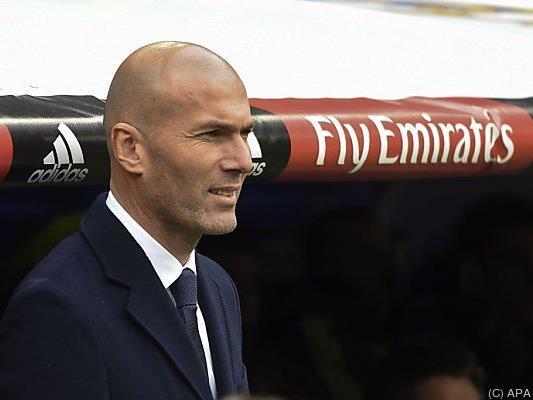 Superstar Cristiano Ronaldo streut Neo-Coach Zidane Rosen