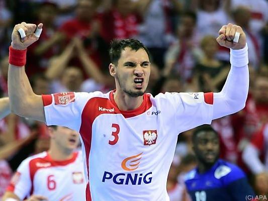 Krzysztof Lijewski traf beim Sieg gegen Frankreich