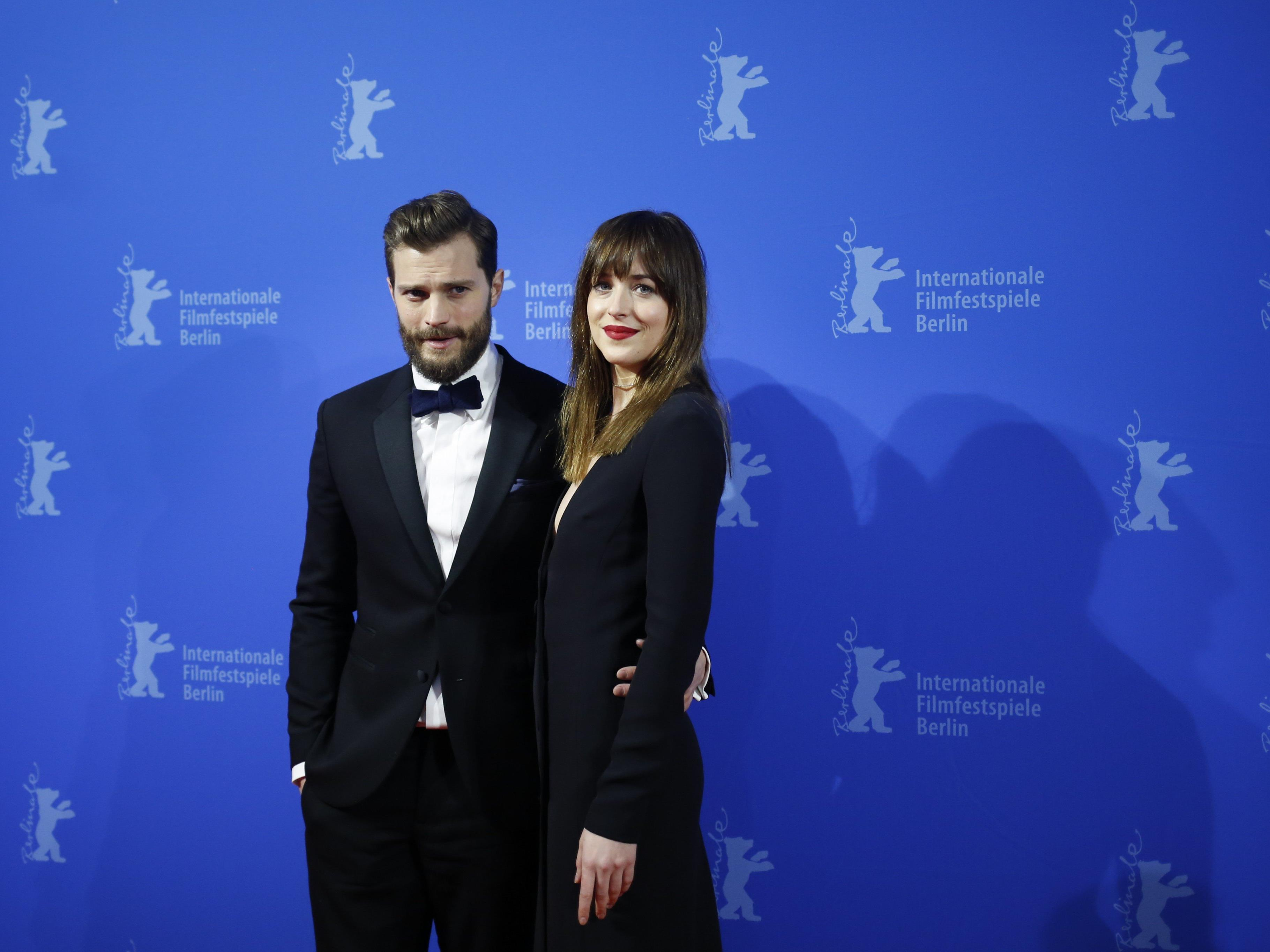 """Fifty Shades of Grey"" mehrfach nominiert"