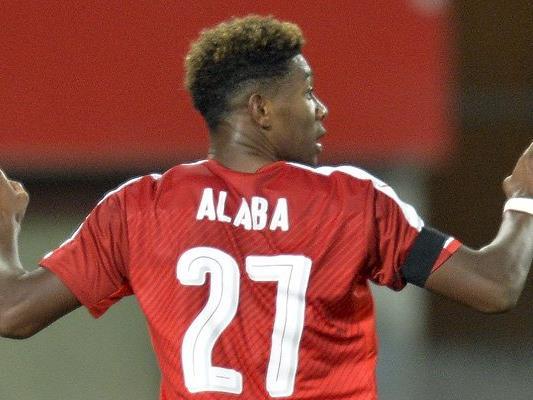 David Alaba steht auch bei den internationalen Fans hoch im Kurs.
