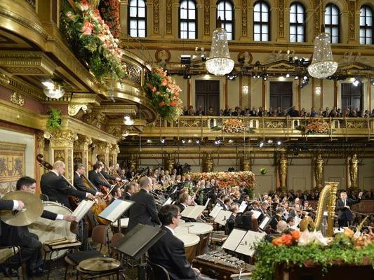 Die Wiener Philharmoniker setzen auf Social Media.