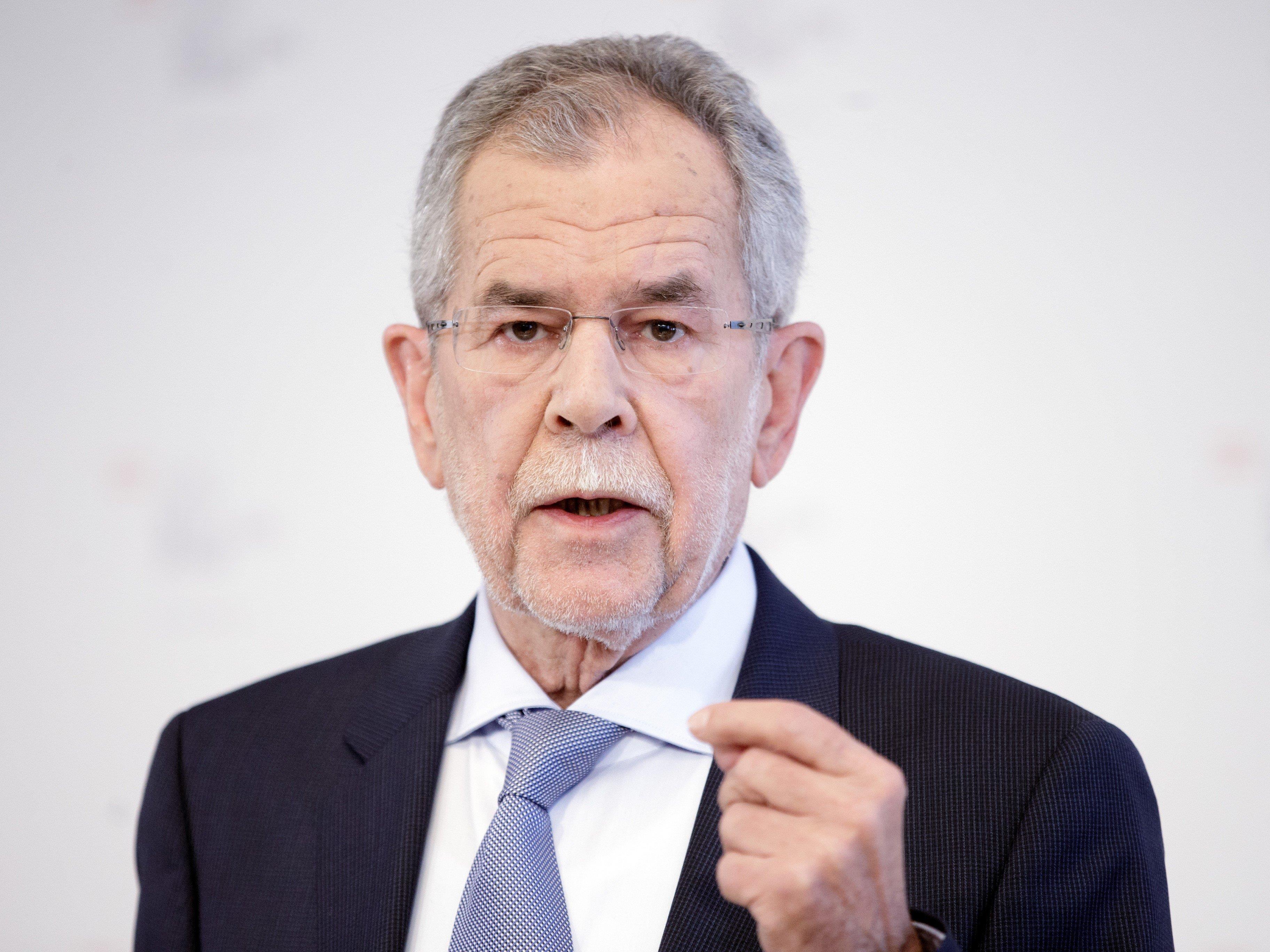 BP-Wahl: Van der Bellen würde Grünen-Mitgliedschaft ruhend stellen