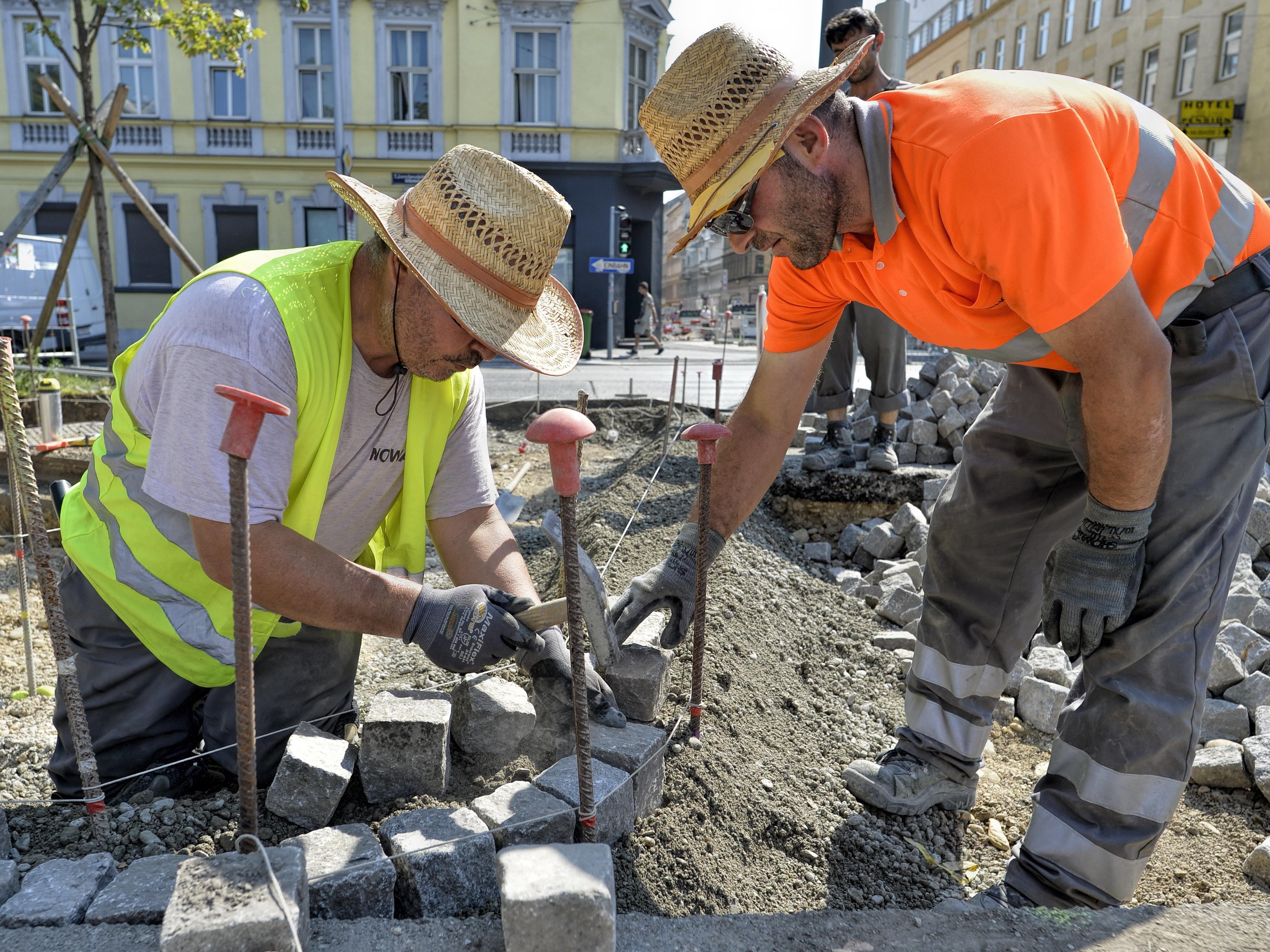 Wien investiert ordentlich Geld in die Infrastruktur.