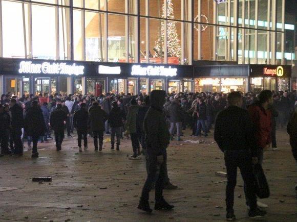 Auch in Schweden wurden sexuelle Übergriffe durch Migranten vertuscht.