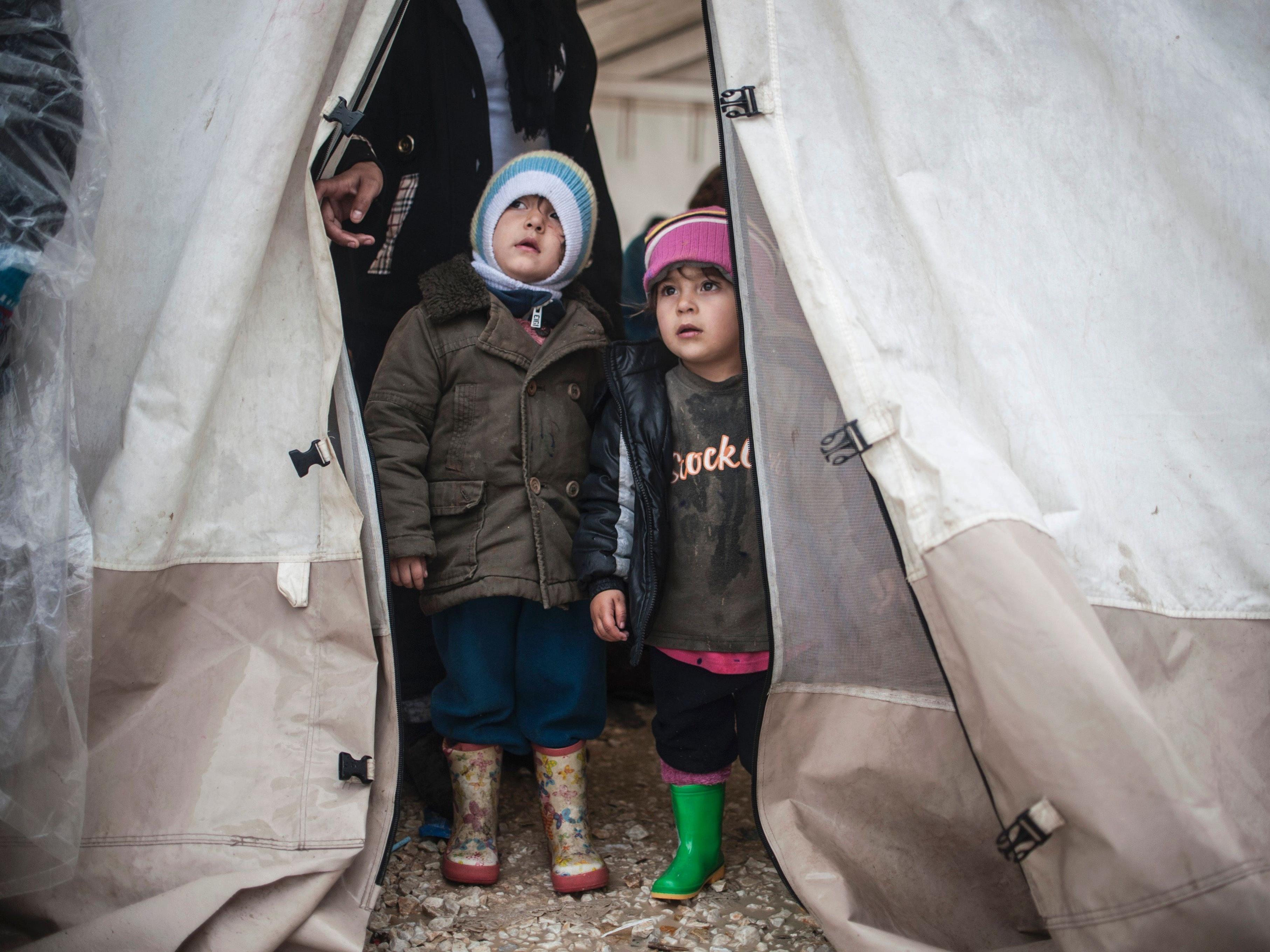Flüchtlinge - Bisher erst 272 in EU umverteilt
