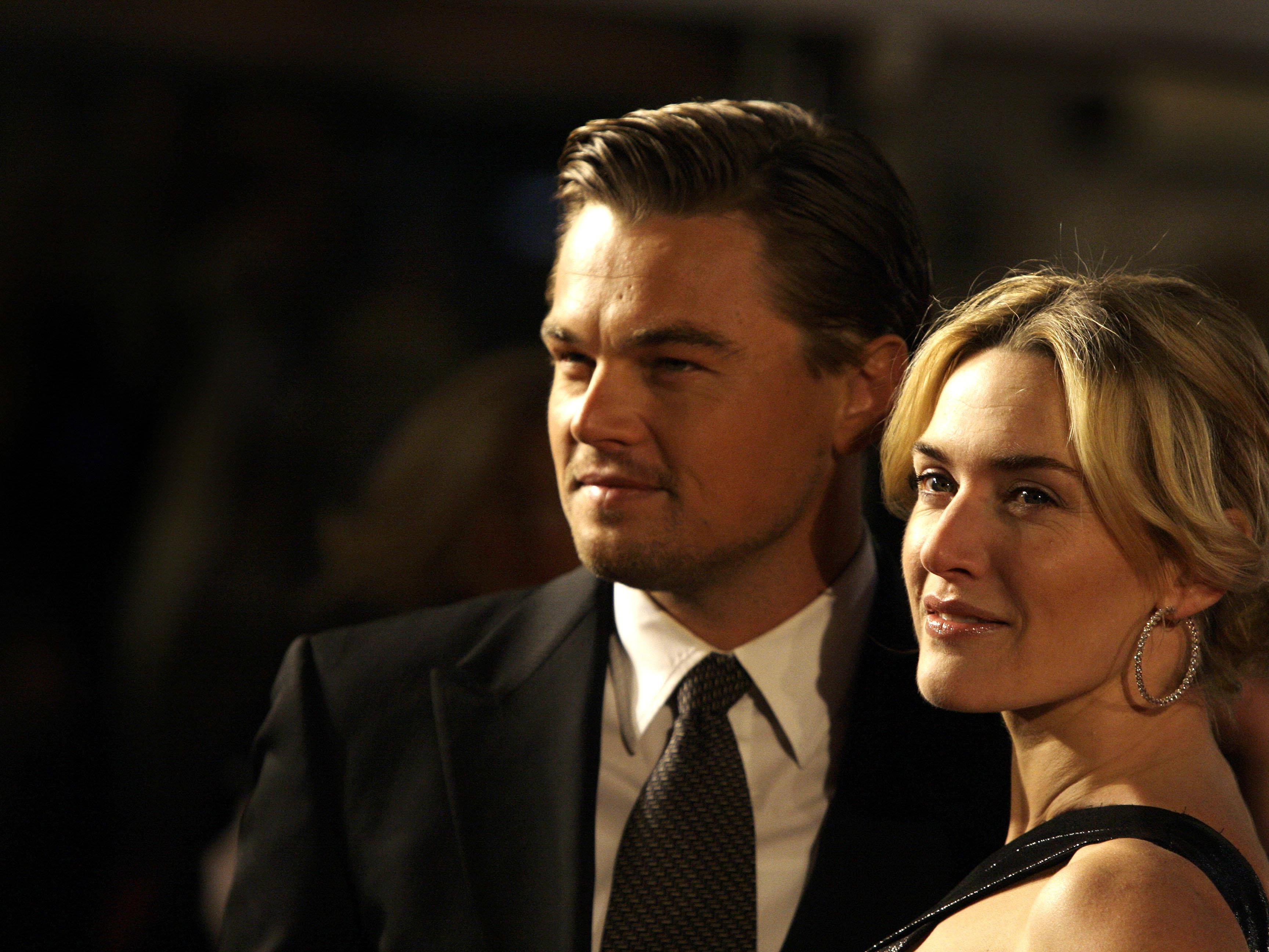 Kate Winslet rechnet mit Oscar für Leonardo DiCaprio.