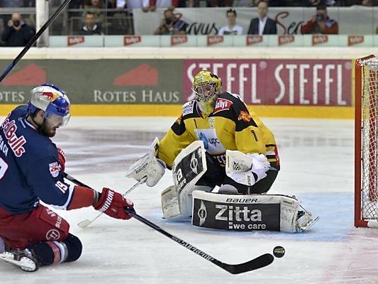 Die Vienna Caps konnten sich gegen Salzburg beweisen.