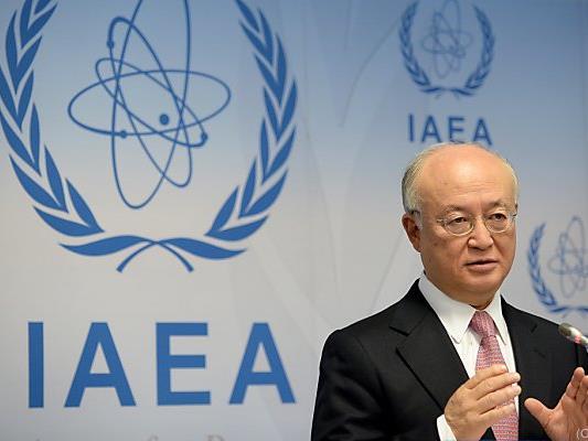 IAEA-Generaldirektor Yukiya Amano