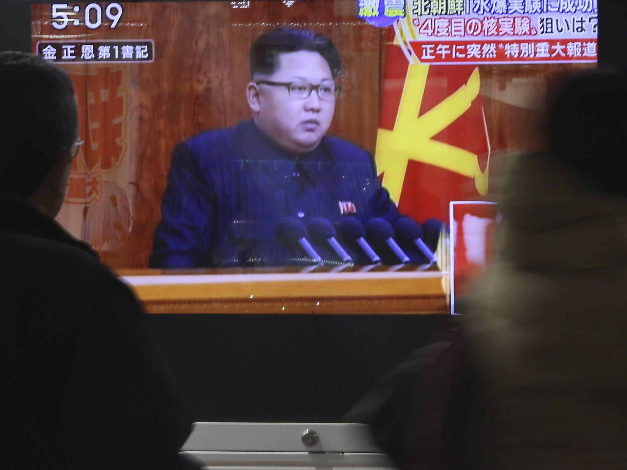 Wiener UNO-Behörde analysiert nordkoreanischen Atomtest