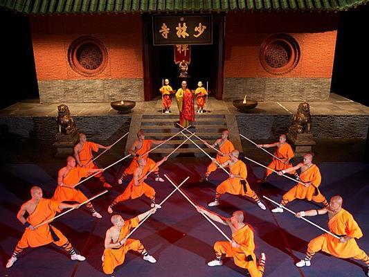 Die Jubiläumsshow der Shaolin-Mönche macht im MQ Wien Station