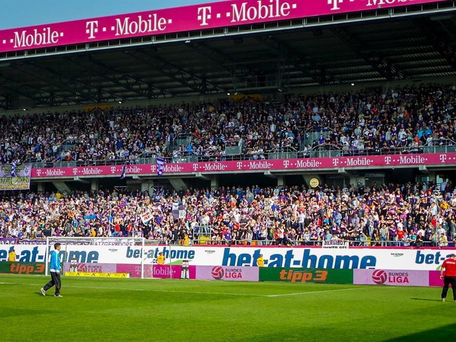 Die Austria hofft auf ein volles Stadion gegen Rapid.