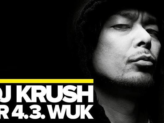 DJ Krush am Hip-Hop Connection Festival