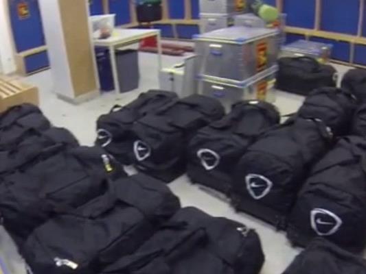 Die Admira ist mit viel Gepäck in die Türkei gereist.