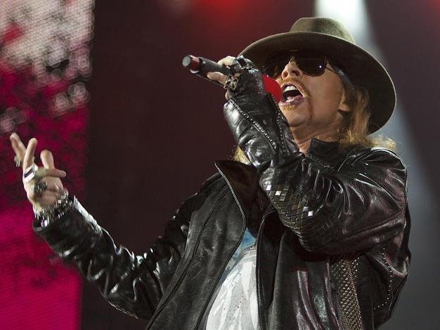 Die Fans können das Comeback von Guns N' Roses kaum erwarten.