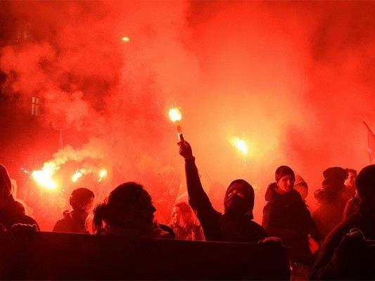 Proteste auch heuer rund um den Akademikerball.