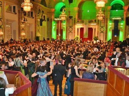 Am Freitag findet in der Hofburg wieder der BOKU Ball statt.