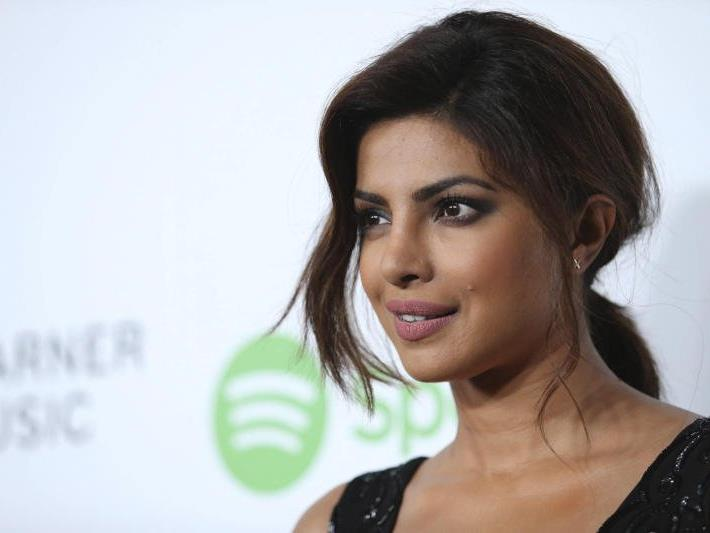 Chopra ist ehemalige Miss World