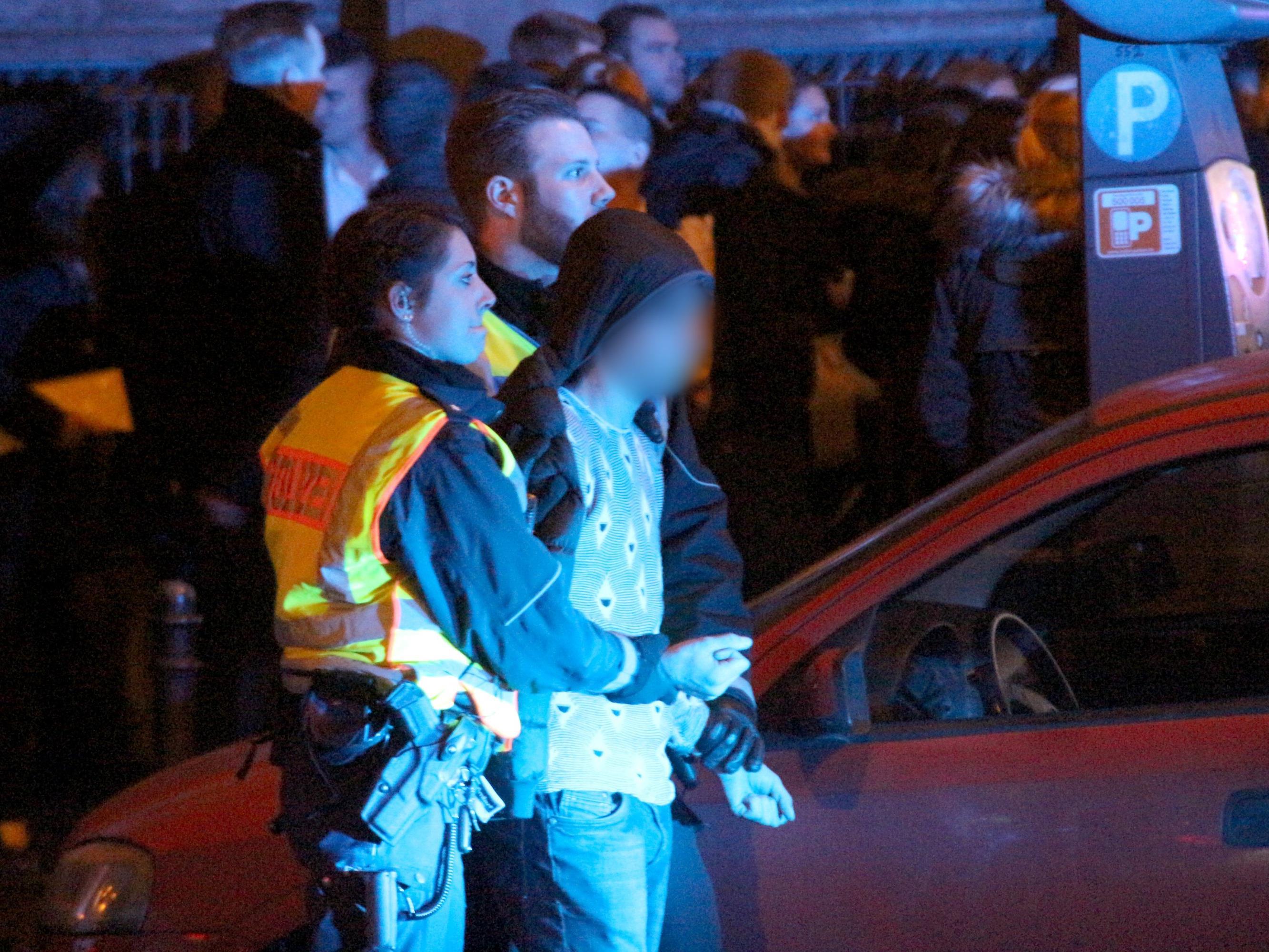 Beamte widersprechen Polizeispitze.