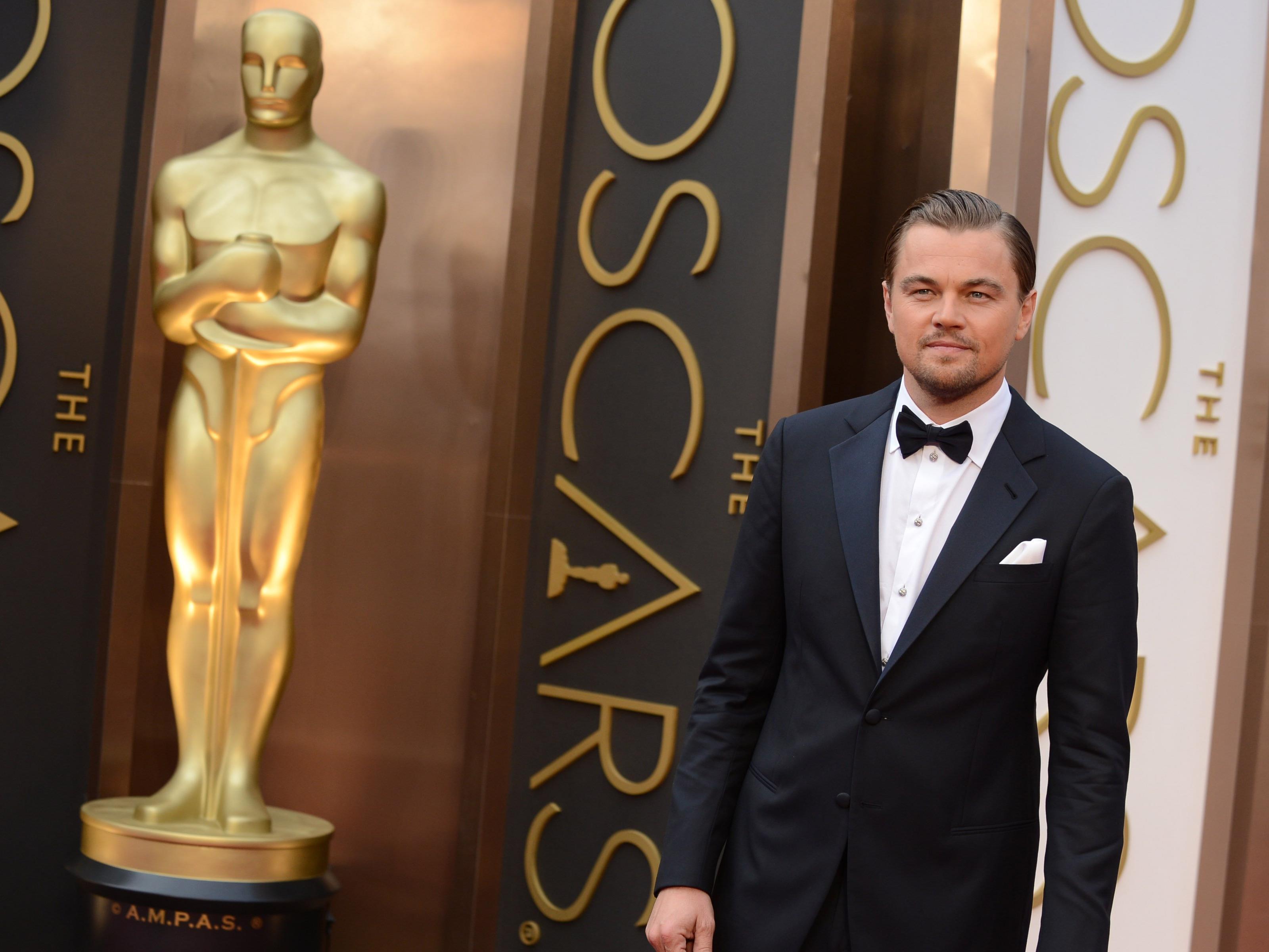 Erneut in Reichweite: Leonardo DiCaprio gilt als Favorit für den Oscar.
